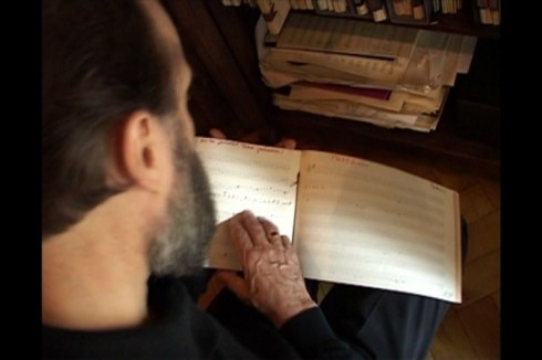 Pärt and his musical diaries