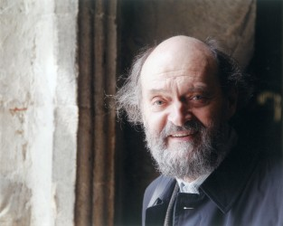 Portrait of Arvo Pärt