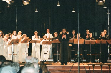 Tõnu Kaljuste and Estonian Philharmonic Chamber Choir