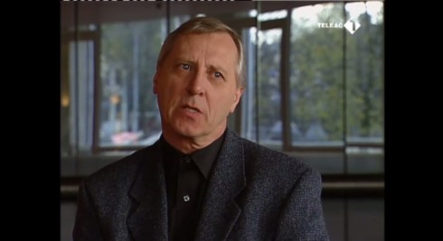 Peter Greenaway and Andriessen talk about opera and film