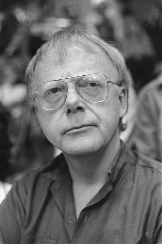 Portrait of Louis Andriessen